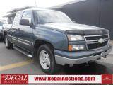 Photo of Blue 2007 Chevrolet Silverado 1500