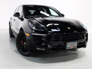 Used 2017 Porsche Macan GTS   WARRANTY   SPORTS CHRONO   PANO   NAVI for sale in Vaughan, ON