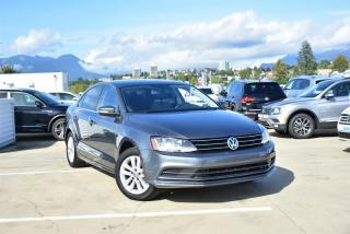 Used 2017 Volkswagen Jetta Wolfsburg Edition 1.4T 6sp at w/Tip for sale in Burnaby, BC