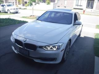 Used 2015 BMW 3 Series 328*AWD*Navi*Leather*Sunroof*XenonPK*BmwWarranty( for sale in Toronto, ON