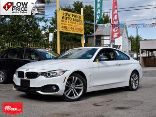 Used 2016 BMW 4 Series AWD*Coupe*Navi*Camera*BmwWarranty* for sale in Toronto, ON