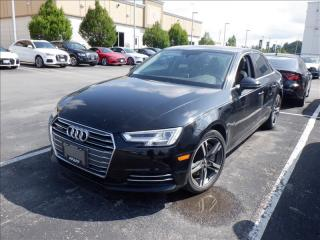 Used 2017 Audi A4 Technik*AWD*VirtualCockPit*Bang&Olfsun+Only28k! for sale in Toronto, ON