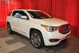 Used 2018 GMC Acadia Denali AWD | Navigation | Sunroof | 7 Passenger for sale in Listowel, ON