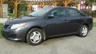 Used 2010 Toyota Corolla Base 4-Speed AT for sale in West Kelowna, BC