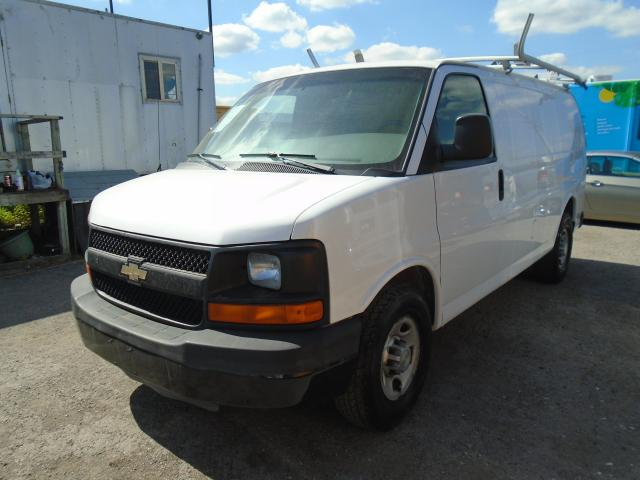2010 Chevrolet Express 2500 2010 Chevrolet Express - RWD 2500 135