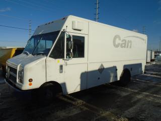 Used 2007 Ford E450 18 foot step van for sale in Mississauga, ON