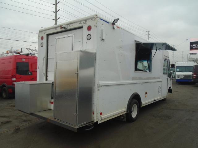 2006 Ford food truck 16 foot food truck