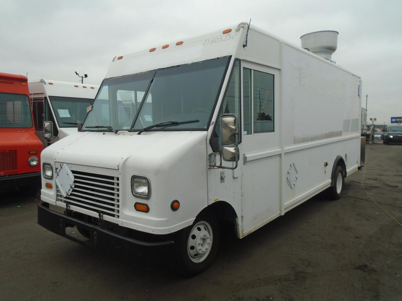 2006 Ford food truck