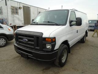 Used 2009 Ford E350 2009 Ford Econoline - E-350 Super Duty Commercial for sale in Mississauga, ON