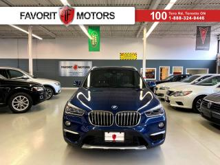 Used 2019 BMW X1 xDrive28i *CERTIFIED!* |NAV|LEATHER|SUNROOF| for sale in North York, ON