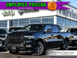 Used 2020 RAM 1500 Limited for sale in Burlington, ON