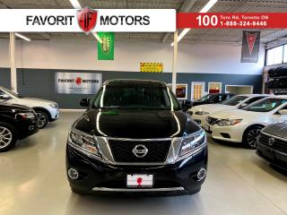Used 2015 Nissan Pathfinder S AWD *CERTIFIED!* |7 PASS|BLUETOOTH|ALLOYS|+++ for sale in North York, ON