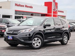 Used 2015 Honda CR-V LX|ONE OWNER for sale in Burlington, ON