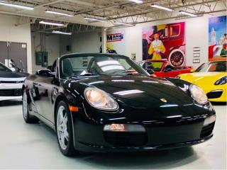 Used 2006 Porsche Boxster Five Speed for sale in Paris, ON