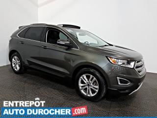 Used 2015 Ford Edge SEL AWD NAVIGATION - Toit Ouvrant - A/C for sale in Laval, QC