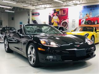 Used 2011 Chevrolet Corvette 3LT, Nav, F55, Bluetooth and more... for sale in Paris, ON