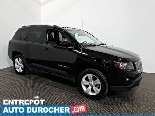 Used 2016 Jeep Compass High Altitude AWD TOIT OUVRANT - A/C - CUIR for sale in Laval, QC