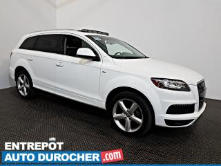 Used 2011 Audi Q7 3.0L TDI Premium AWD TOIT OUVRANT - A/C - Cuir for sale in Laval, QC