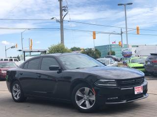Used 2015 Dodge Charger SXT**8.4 Touchscreen**Sunroof**Bluetooth for sale in Mississauga, ON
