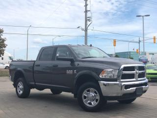 Used 2018 RAM 2500 SLT*4X4*2500*Cummins*Trailer Brake*Heated ST WHL for sale in Mississauga, ON
