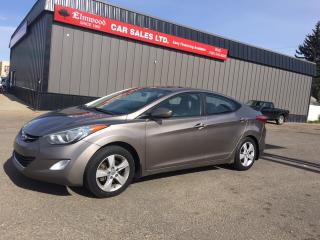 Used 2013 Hyundai Elantra GLS for sale in Edmonton, AB