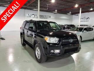 Used 2013 Toyota 4Runner 4WD 4dr V6 SR5 - No Payments For 6 Months** for sale in Concord, ON