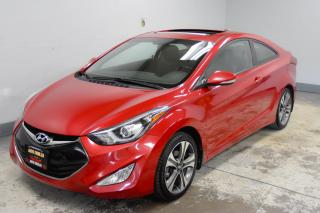 Used 2014 Hyundai Elantra Coupe SE for sale in Kitchener, ON