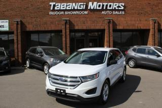Used 2016 Ford Edge SE | PUSH START | REAR CAM | 2.OL ECOBOOST | KEYLESS ENTRY for sale in Mississauga, ON