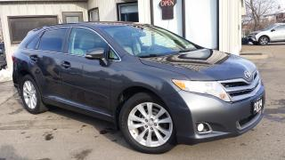 Used 2014 Toyota Venza LE I4 FWD - NAVIGATION! HEATED SEATS! ACCIDENT FREE! for sale in Kitchener, ON