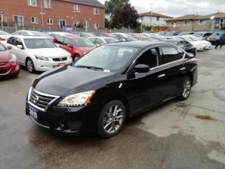 Used 2015 Nissan Sentra SR for sale in Toronto, ON