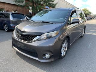 Used 2011 Toyota Sienna 5DR V6 SE 8-PASS FWD for sale in North York, ON