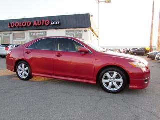 Used 2007 Toyota Camry SE V6 AUTOMATIC CERTIFIED 2 YR Warranty for sale in Milton, ON