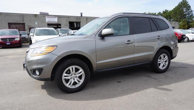 2011 Hyundai Santa Fe GLS 3.5L NAVI & CAMERA CERTIFIED 2YR WARRANTY *1 OWNER*26 SERVICE RECORDS*