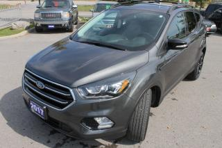 Used 2017 Ford Escape Titanium for sale in Carleton Place, ON