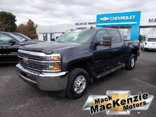Used 2015 Chevrolet Express 2500 HD LT Crew Cab 4X4 Diesel for sale in Renfrew, ON