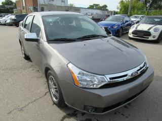 Used 2011 Ford Focus 4DR SDN SE for sale in Toronto, ON