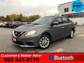Used 2016 Nissan Sentra SV  POWER GROUP BLUETOOTH ALLOYS for sale in St. Catharines, ON