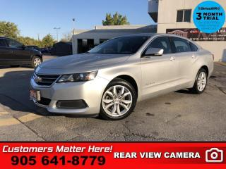 Used 2016 Chevrolet Impala LT w/2LT  2LT CAM P/SEAT REMOTE 18-AL for sale in St. Catharines, ON