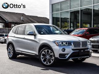 Used 2016 BMW X3 xDrive28d DIESEL CHEAP for sale in Ottawa, ON