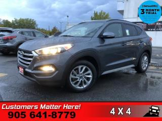 Used 2017 Hyundai Tucson 2.0L SE AWD  AWD NAV ROOF LEATH P/GATE for sale in St. Catharines, ON