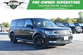 Used 2019 Ford Flex Limited - Top of the Line, Hard to Find Model, Tra for sale in London, ON