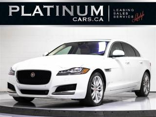 Used 2016 Jaguar XF 35t Prestige AWD, NAVI, SUNROOF, KEYLESS, Heated for sale in Toronto, ON