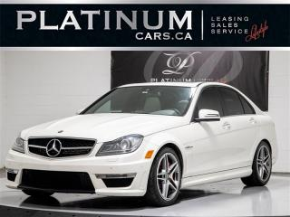 Used 2013 Mercedes-Benz C63 AMG, NAVI, SUNROOF, CARBON, HARMAN/KARDON for sale in Toronto, ON