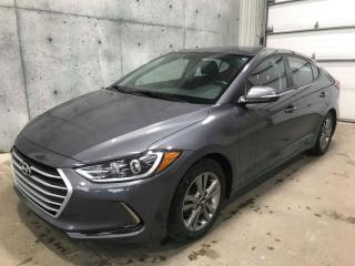 Used 2018 Hyundai Elantra GL APPLE CARPLAY SIEGES ET VOLANT CHAUFFANT CAMERA for sale in Lévis, QC