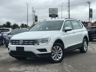 Used 2018 Volkswagen Tiguan Trendline 4motion Bluetooth|Rear CAM|LOW KM| for sale in Mississauga, ON