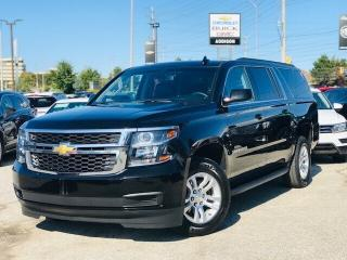 Used 2018 Chevrolet Suburban LS HEATED LEATHER|8 PASS|REAR  CAM| for sale in Mississauga, ON