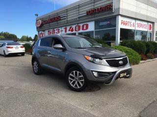 Used 2014 Kia Sportage EX for sale in Port Dover, ON