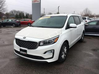 New 2020 Kia Sedona LX+ for sale in Port Dover, ON