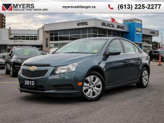 Used 2012 Chevrolet Cruze LT TURBO W/1SA  LT, AUTOMATIC, CRUISE CONTROL, BUCKET SEATS, A/C for sale in Ottawa, ON