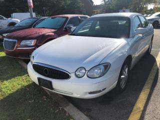 Used 2006 Buick Allure CX  AS IS SUPER SPECIAL!! 2006 BUICK ALLURE CX, AUTO, GREAT SHAPE! for sale in Ottawa, ON